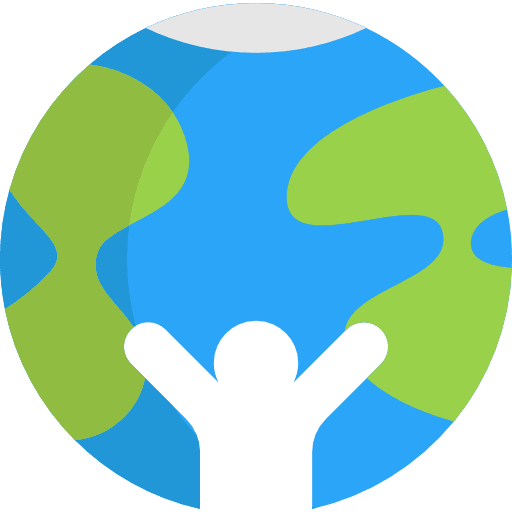 globe circle