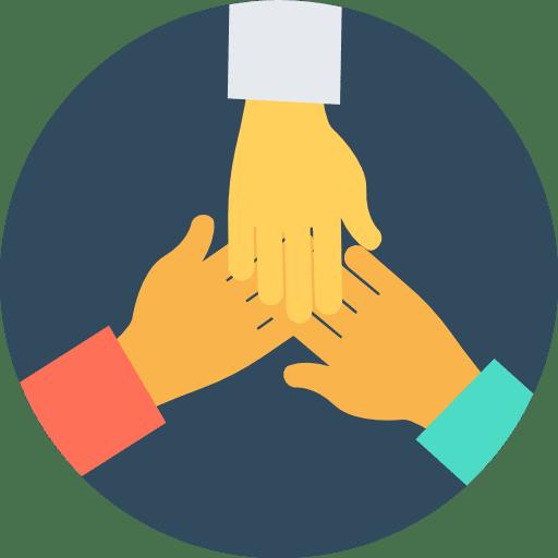 team circle